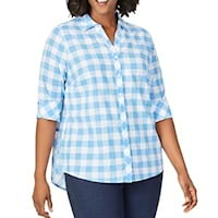 Plus size shirts from Bloomingdales