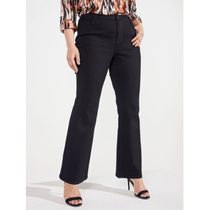Plus size denim jeans from Dressbarn