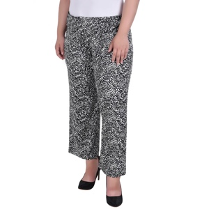Plus size pants from Dressbarn
