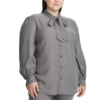 Plus size shirts from Macy's