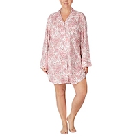 Plus size nightgowns and sleepshirts from Macy's
