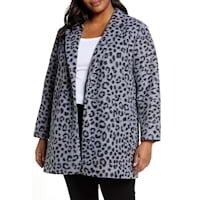 Plus size animal prints from Nordstrom
