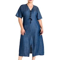 Plus size casual dresses from Nordstrom