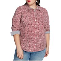 Plus size shirts from Nordstrom